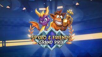 Crash Team Racing Nitro-Fueled – Spyro & Friends Grand Prix Intro