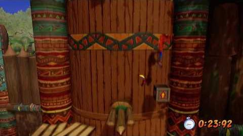 PLATINUM RELIC CRASH BANDICOOT N