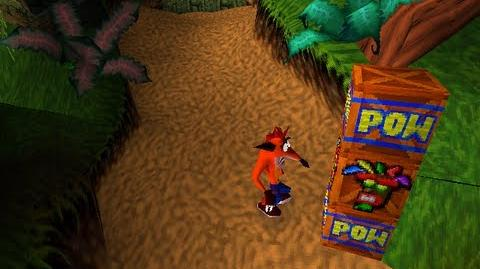 Crash Bandicoot Prototype, Part 7 Rolling Stones-0