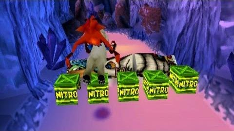 Crash Bandicoot 2 Beta, Part 16 Bear Down