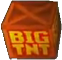 Crash Bandicoot Big TNT