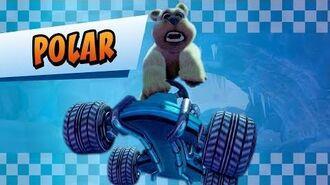 Polar Crash Team Racing Nitro-Fueled