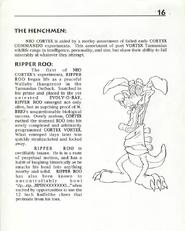 Ripper Roo Bio Concept