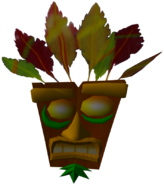 Wrath of Cortex Aku Aku