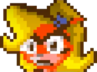 Crash Bandicoot 2 N-Tranced Coco Bandicoot Icon