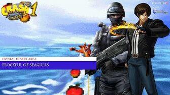 Crash Bandicoot 2 N-Tranced - 101% & All Platinums, Part 11 Flockful Of Seagulls-0