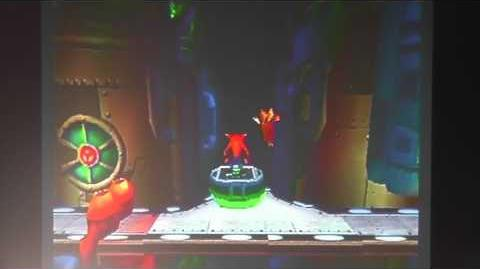 Crash Bandicoot 2 All Death Routes Walkthrough-Piston it Away-2