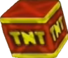 Crash Bash TNT Crate