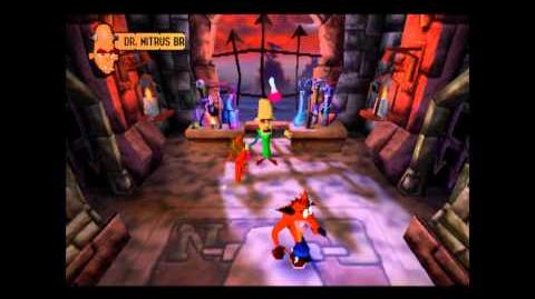 Nitrus Brio - Boss 5 - Crash Bandicoot - 100% Playthrough (Part 27)