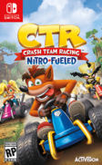 CTR Nitro Fueled NS Cover Art