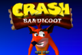 Crash 1 E3 Title Screen.png