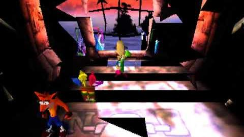 Crash Bandicoot - E3 Beta Version, Part 29 Nitrus Brio