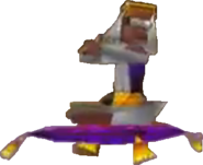 Crash Bandicoot 3 Warped Genie Lab Assistant