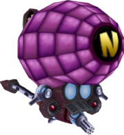 Crash Twinsanity Airship