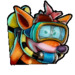 CTRNF-Scuba Crash Icon