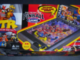 Crash Team Racing Pinball Table