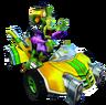 Crash Nitro Kart Nitrous Oxide