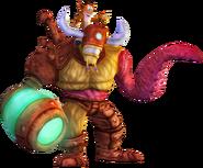 Crash Bandicoot Mind over Mutant Yuktopus
