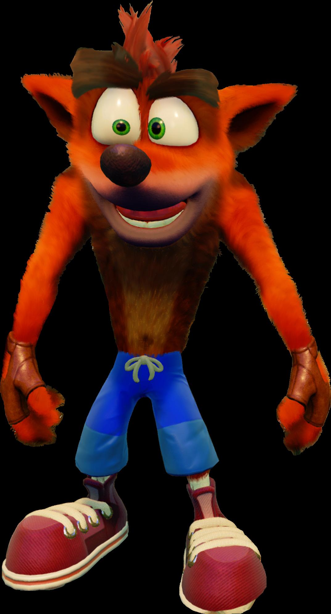 Image - Crash N. Sane Trilogy Crash Bandicoot.png ...
