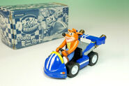 Japanese Crash Nitro Kart Toy 2