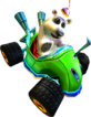 Crash Nitro Kart Polar