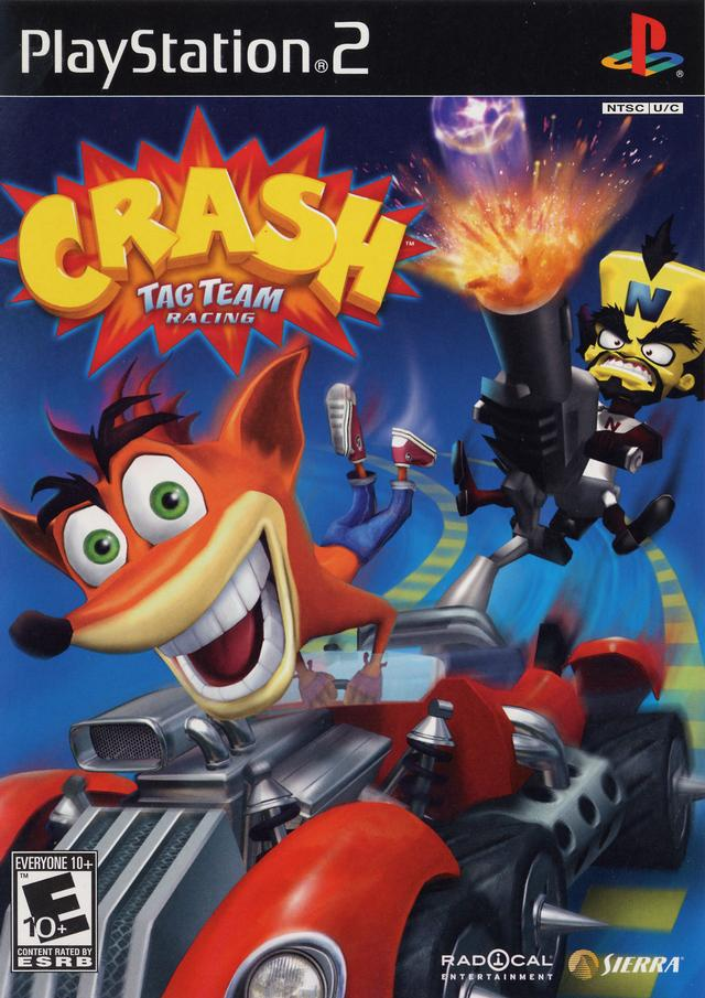 Crash Tag Team Racing | Bandipedia | FANDOM powered by Wikia