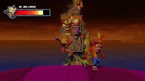 Crash Bandicoot N. Sane Trilogy - Crash 1 - Final Boss & Ending (Dr