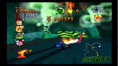 Crash Nitro Kart Part 14