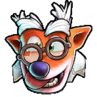 CTRNF-Mad Scientist Crash Icon