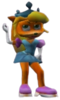 Crash Tag Team Racing Princess Coco Bandicoot