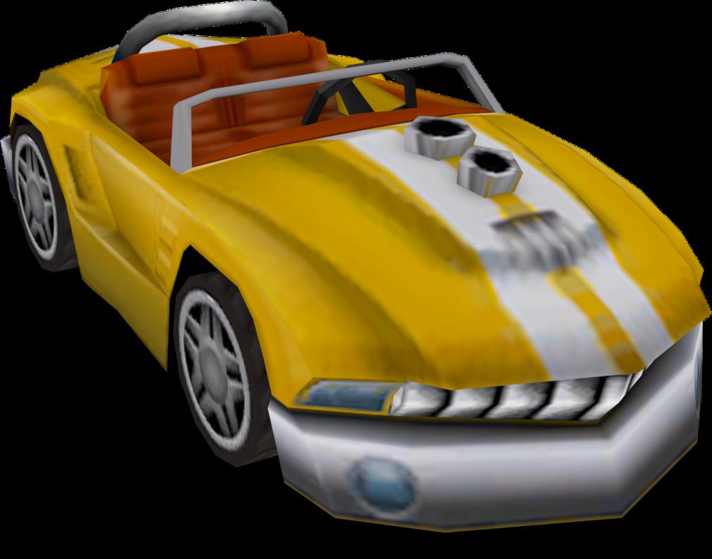 Image - Crash Tag Team Racing Yellow Horde.png | Bandipedia | FANDOM ...