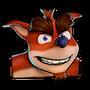 Crash Team Racing Nitro-Fueled Crunch Bandicoot Icon