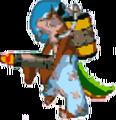 Crash Bandicoot The Huge Adventure Dingodile.png