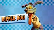 Ripper Roo Crash Team Racing Nitro-Fueled