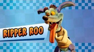 Ripper Roo Crash Team Racing Nitro-Fueled