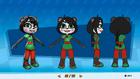 Yaya Panda Nitro Fueled Concept Art
