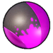 Electron pink paint
