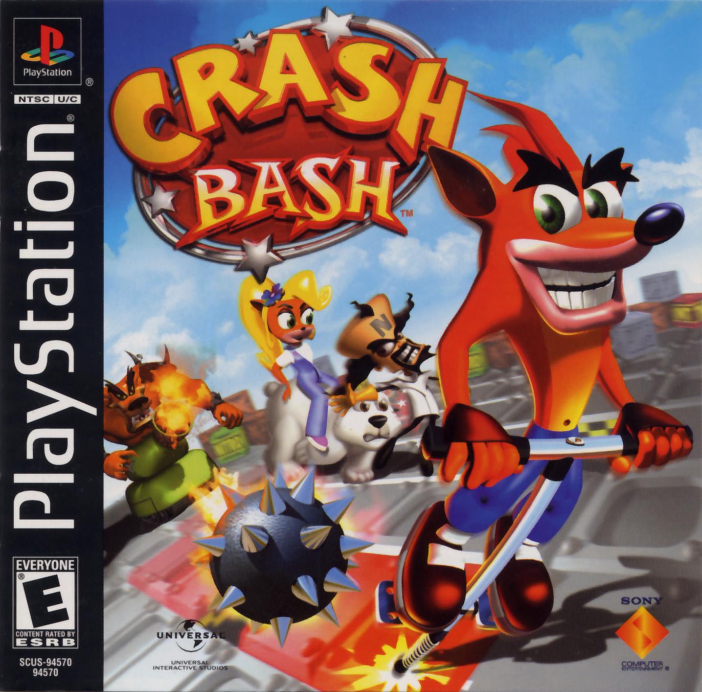 Crash Bash | Bandipedia | FANDOM powered by Wikia