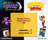 Spyro Crash Flashgame 5