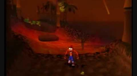 Crash Bandicoot The Wrath Of Cortex - 106% & All Platinums, Part 20 Crash And Burn