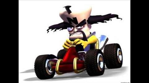 CTR Neo Cortex voice taunts quotes lines Crash Team Racing