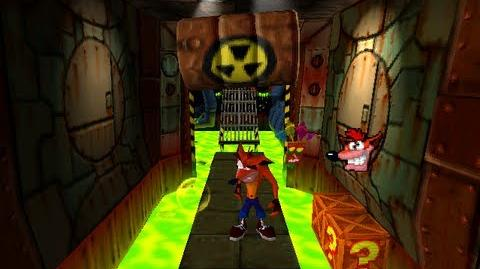 Crash Bandicoot Prototype, Part 21 Toxic Waste