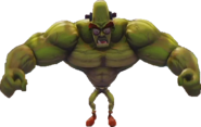 Crash Bandicoot N. Sane Trilogy Doctor Nitrus Brio Hulk