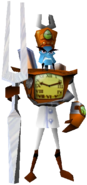 Crash 3 Doctor Nefarious Tropy