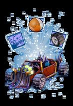 The nuke kart set
