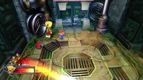 Crash Bandicoot N. Sane Trilogy - Crash 3 - Dr