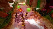 Crash Bandicoot N. Sane Trilogy Bee-Having