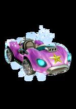 Roadster kart set