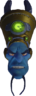 Crash Bandicoot N. Sane Trilogy Doctor Nefarious Tropy Head in Vortex