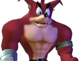 Crunch Bandicoot